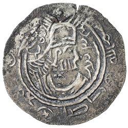 EASTERN SISTAN: (Salih) 'Imad, ca. 780s, AR drachm (3.18g), SK (Sijistan), ND. VF
