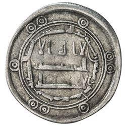 ABBASID: al-Rashid, 786-809, AR dirham (2.86g), Madinat Jayy, AH171. VF