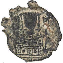 SELJUQ OF RUM: Mas'ud I, 1116-1156, AE fals (3.84g), NM, ND. VF