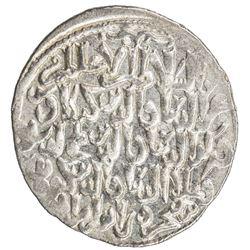 SELJUQ OF RUM: The three brothers, 1249-1259, AR dirham (2.98g), Konya, AH657. AU