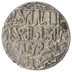 SELJUQ OF RUM: Kayka'us II, 2nd reign, 1257-1261, AR dirham (3.00g), Develu, AH656. AU