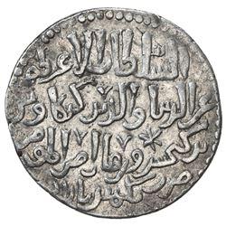 SELJUQ OF RUM: Kayka'us II, 2nd reign, 1257-1261, AR dirham (2.92g), Gumushbazar, AH656. VF
