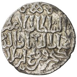 SELJUQ OF RUM: Kaykhusraw III, 1265-1283, AR dirham (2.95g), Gumush, AH668. VF