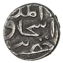 SARUHAN: Khizr b. Ishaq, 792 & 802-810, AR akce (1.15g), NM, ND. VF