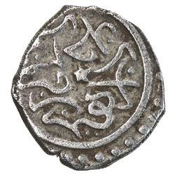 KARAMANID: Pir Ahmad, 1464-1466, AR akce (0.86g), Konya, AH870. VF