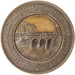 EGYPT: AE medal (31.40g), 1901