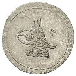 TURKEY: Selim III, 1789-1807, AR 10 para (2.96g), Islambul, AH1203 year 2. EF