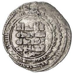 ZIYARID: Bisutun, 967-978, AR dirham (3.63g), Hawsam, AH366. VF
