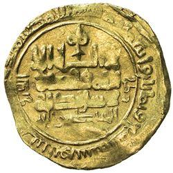 GREAT SELJUQ: Barkiyaruq, 1093-1105, AV dinar (3.40g),