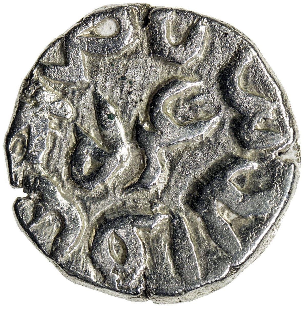 QARLUGHID: Nasir al-Din Muhammad, 1249-1259, BI jital