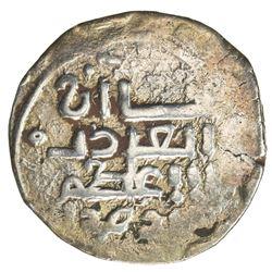 GREAT MONGOLS: Anonymous, ca. 1230s-1240s, AR dirham (4.09g), Herat, ND. VF