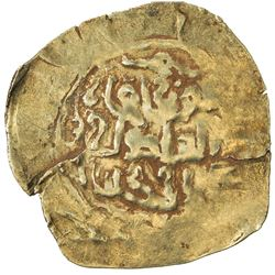 GREAT MONGOLS: Mongke, 1251-1260, AV dinar (4.74g), NM, ND. VF