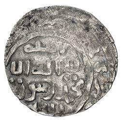 CHAGHATAYID KHANS: temp. Isan Buqa, 1309-1318, AR dirham (2.00g), Tirmidh. F-VF