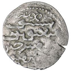 ILKHAN: Abaqa, 1265-1282, AR dirham (2.44g), [Tiflis], DM. VF