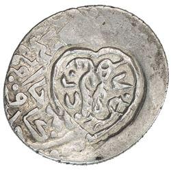 TIMURID: Shahrukh, 1405-1447, AR tanka (6.02g), Samarqand, ND. VF