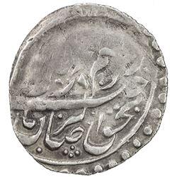 SHEKI: Mehmet Hasan Khan, 1797-1802, AR abbasi (2.27g), Nukhwi, AH1214. VF