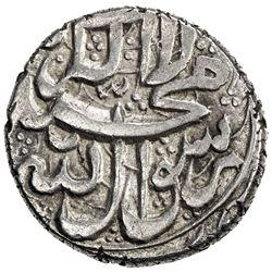 SADOZAI: Yar Muhammad Khan, 1842-1851, AR qiran (5.21g), Herat, AH1264. VF-EF