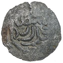SIAK-INDRAPURA SULTANATE: Sultan Muhammad Jalaluddin Shah, 1740-1760, AR penjuru (0.55g), NM, ND