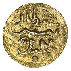 JOHORE: Sultan Abdul Jalil Shah II, 1571-1597, AV kupang (0.61g), NM, ND. EF-AU