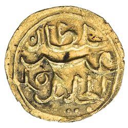 JOHORE: Sultan Abdul Jalil Shah II, 1571-1597, AV mas (2.52g), NM, ND. EF
