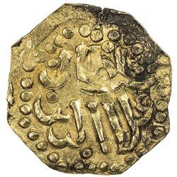 JOHORE: Ala'uddin Riayat Shah III, 1597-1615, AV kupang (0.62g). EF