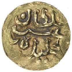 JOHORE: Abdul Jalil Riayat Shah II, 1571-1597, AV kupang (0.63g), 1788. EF