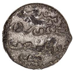 SELANGOR: Sultan Ibrahim Shah, 1770-1826, tin pitis (14.05g), NM, ND. F-VF
