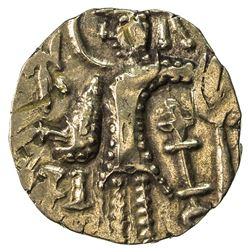 KIDARITE: Kidara, ca. 350-380, AV stater (7.93g), without mint or date. VF