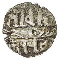 KERALA: Vira Keraliya, 1118-1144, AR kasu (2.38g). VF