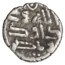 GOVERNORS OF SIND: Da'ud, ca, 800-820, AR damma (0.57g), NM, ND. VF