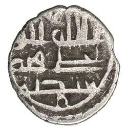 HABBARIDS OF SIND: Yahya, ca. 860s or 870s, AR damma (0.53g), NM, ND. F