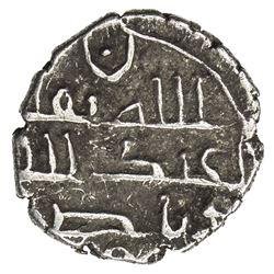 HABBARIDS OF SIND: 'Abd Allah I, fl. 883-884, AR damma (0.56g), NM, ND. VF