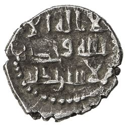 HABBARIDS OF SIND: 'Abd Allah II, early to mid 900s, AR damma (0.56g), NM, ND. VF