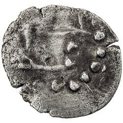AMIRS OF MULTAN: uncertain governor, 8th/9th century, AR damma (0.66g). F