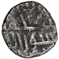 FATIMID OF MULTAN: al-Mu'izz, 953-975, AR 1/5 dirham (0.46g), [Multan], ND. F