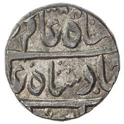 MUGHAL: Shah Alam Bahadur, 1707-1712, AR rupee (11.54g), Elichpur, AH1124 year 6/5. EF-AU