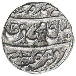 MUGHAL: Shah Alam II, 1759-1806, AR rupee, Hasanabad, AH(11)74 year one (ahad). VF