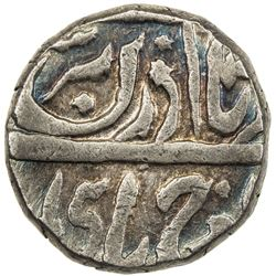 "JIND: Gajpat Singh, 1763-1789, AR rupee (11.00g), ""Sahrind"", ND. VF"