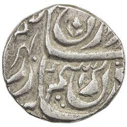 "JIND: Bhag Singh, 1789-1819, AR rupee (10.93g), ""Sahrind"", AH[12]24. VF"