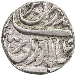 "JIND: Fateh Singh, 1819-1822, AR rupee (10.88g), ""Sahrind"", ND. VF"