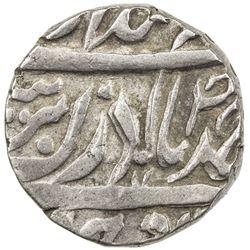 """JIND: Sangat Singh, 1822-1834, AR rupee (10.98g), """"Sahrind"""", ND. VF"""