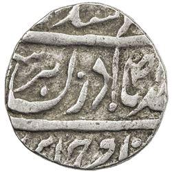 "JIND: Sarup Singh, 1837-1864, AR rupee (11.00g), ""Sahrind"", ND. VF"