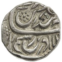 "KAITHAL: Desu Singh, 1767-1781, AR rupee (11.12g), ""Sahrind"", ND. VF-EF"