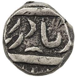 """KAITHAL: Desu Singh, 1767-1781, AR rupee (10.90g), """"Sahrind"""", ND. VF"""