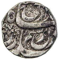 "KAITHAL: Lal Singh, 1781-1819, AR rupee (11.18g), ""Sahrind"", AH1197. VF"