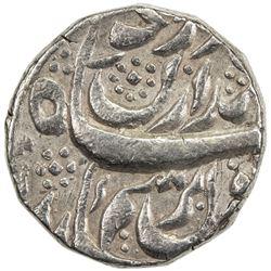 """KAITHAL: Lal Singh, 1781-1819, AR rupee (11.18g), """"Sahrind"""", AH1198. EF"""