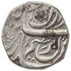 """KAITHAL: Lal Singh, 1781-1819, AR rupee (11.10g), """"Sahrind"""", AH1220. EF"""