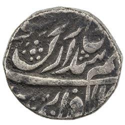 "KAITHAL: Lal Singh, 1781-1819, AR rupee (11.04g), ""Sahrind"", DM. EF"