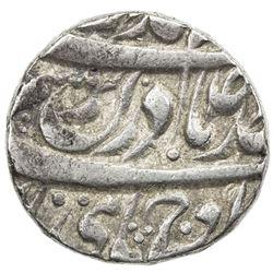 "KAITHAL: Lal Singh, 1781-1819, AR rupee (11.17g), ""Sahrind"", ND. EF"