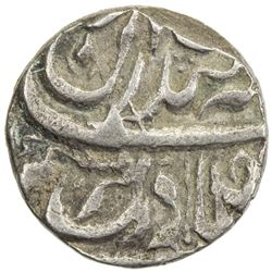 "KAITHAL: Lal Singh, 1781-1819, AR rupee (10.95g), ""Sahrind"", DM. VF"